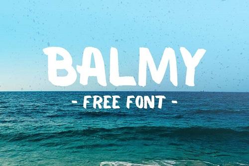 Balmy