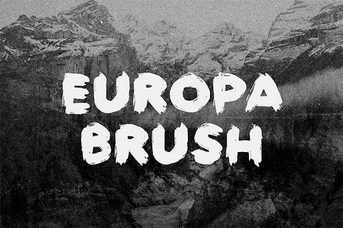 Europa Brush