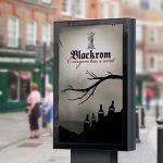 Blackrom fuente gratis