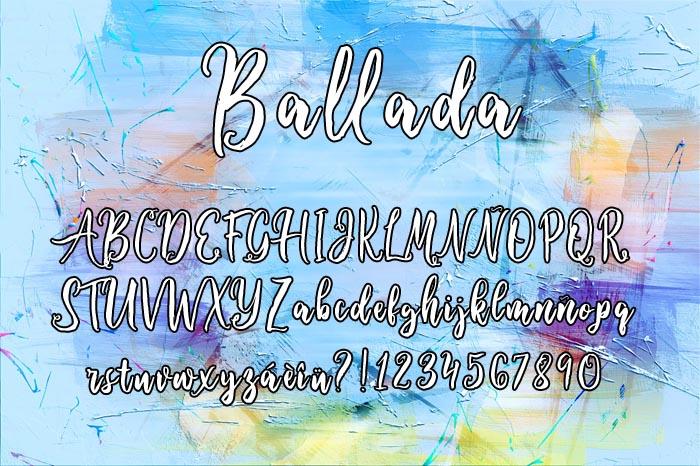 Ballada Brush