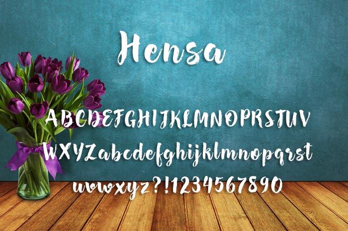 Hensa