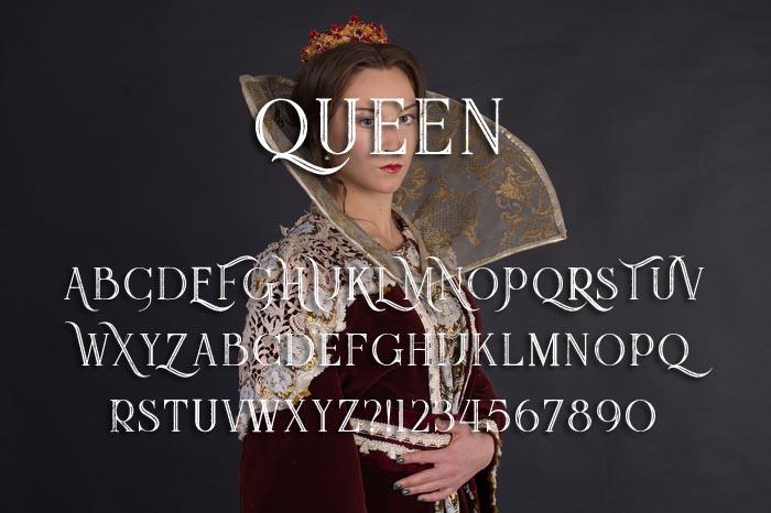 Queen Display