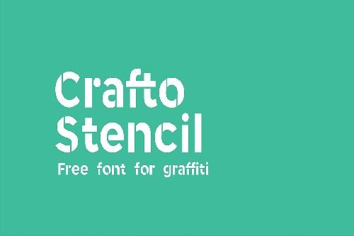 Crafto Stencil