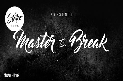 Master of Break