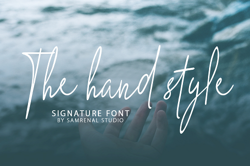 The Hand Style