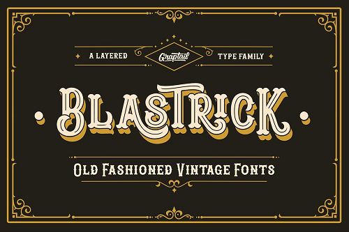 Blastrick Vintage