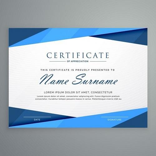 diploma geometrico