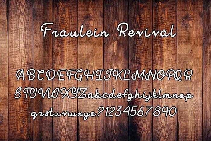 Fraulein Revival