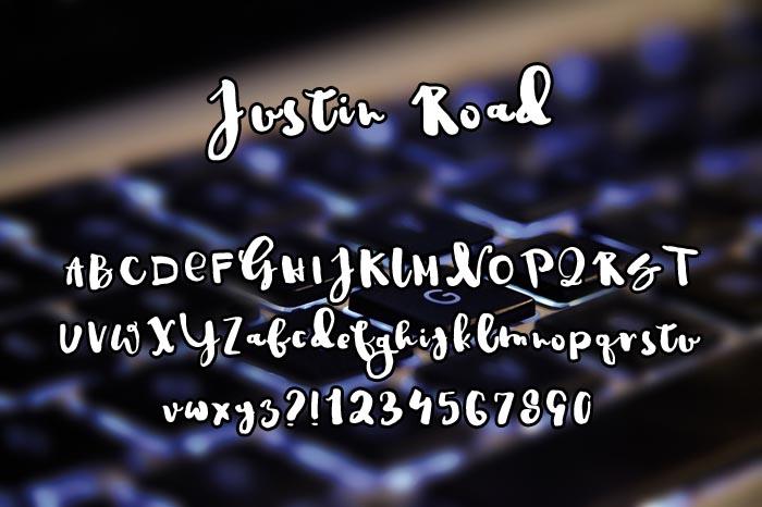 Justin Road
