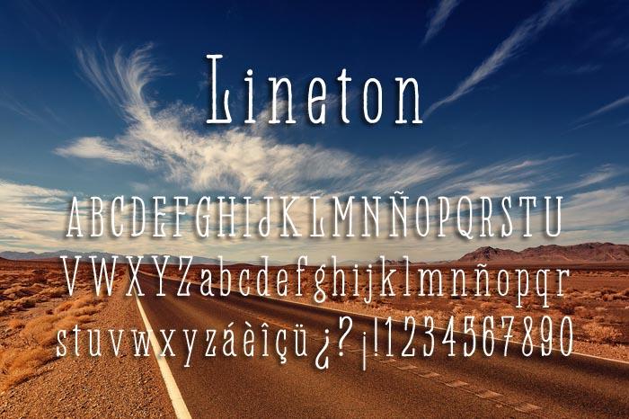 Lineton