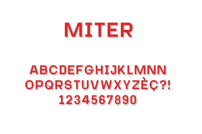 Miter