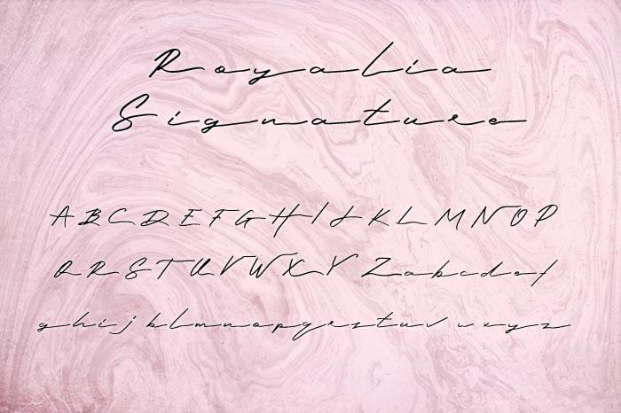 Royalia Signature