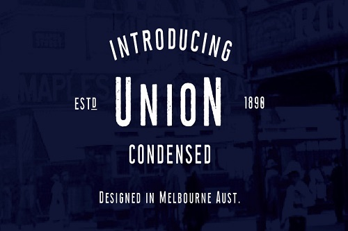 Union Condensed