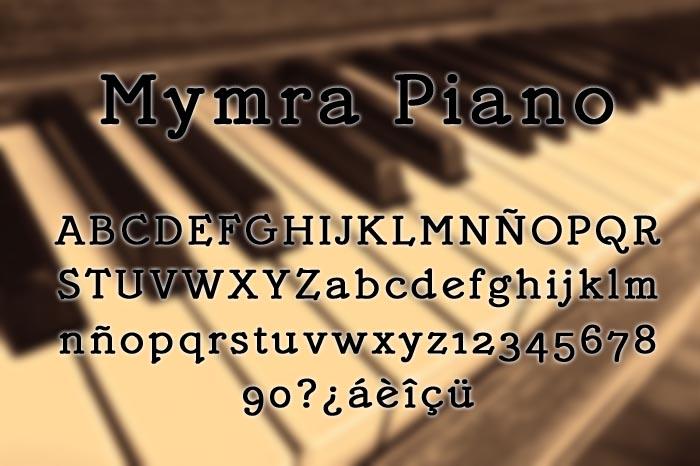 Mymra Piano