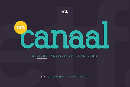 Canaal Slab