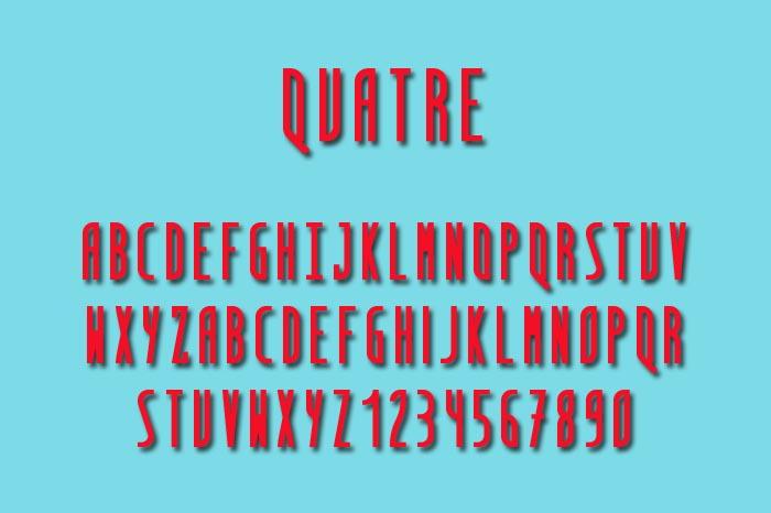 Quatre Quarts