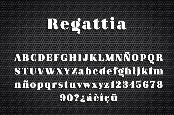 Regattia