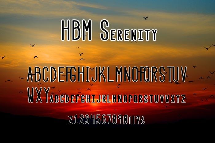 HBM Serenity
