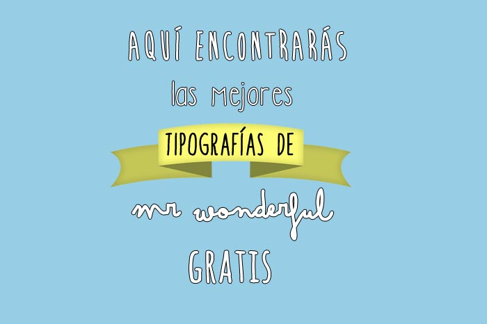 Letras Mr Wonderful